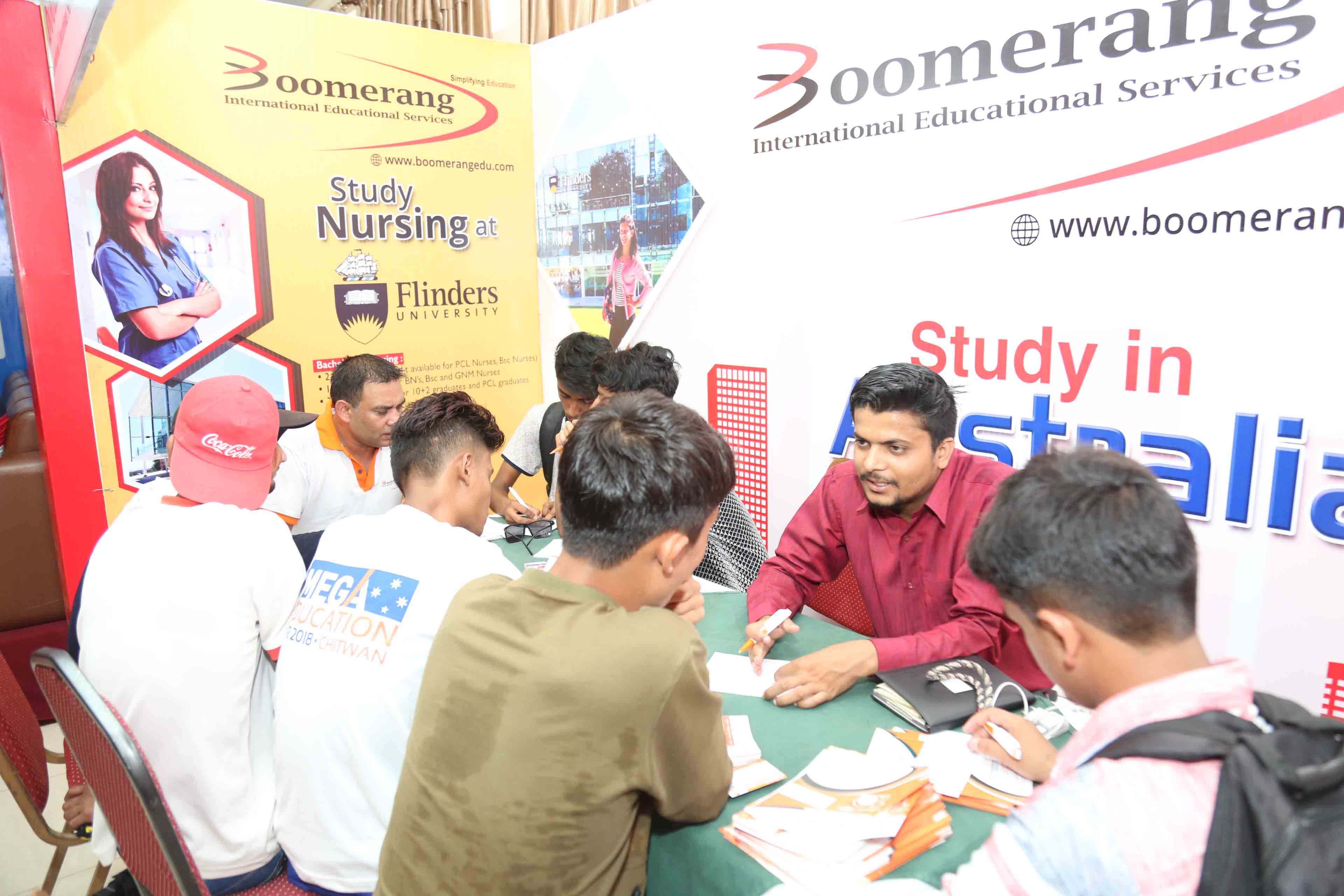 Mega Education Fair- Chitwan