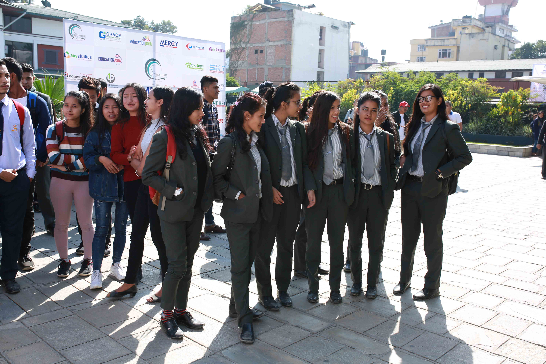 Mega Education Fair- Kathmandu