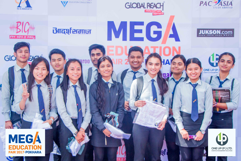 2nd Mega Education Fair Pokhara
