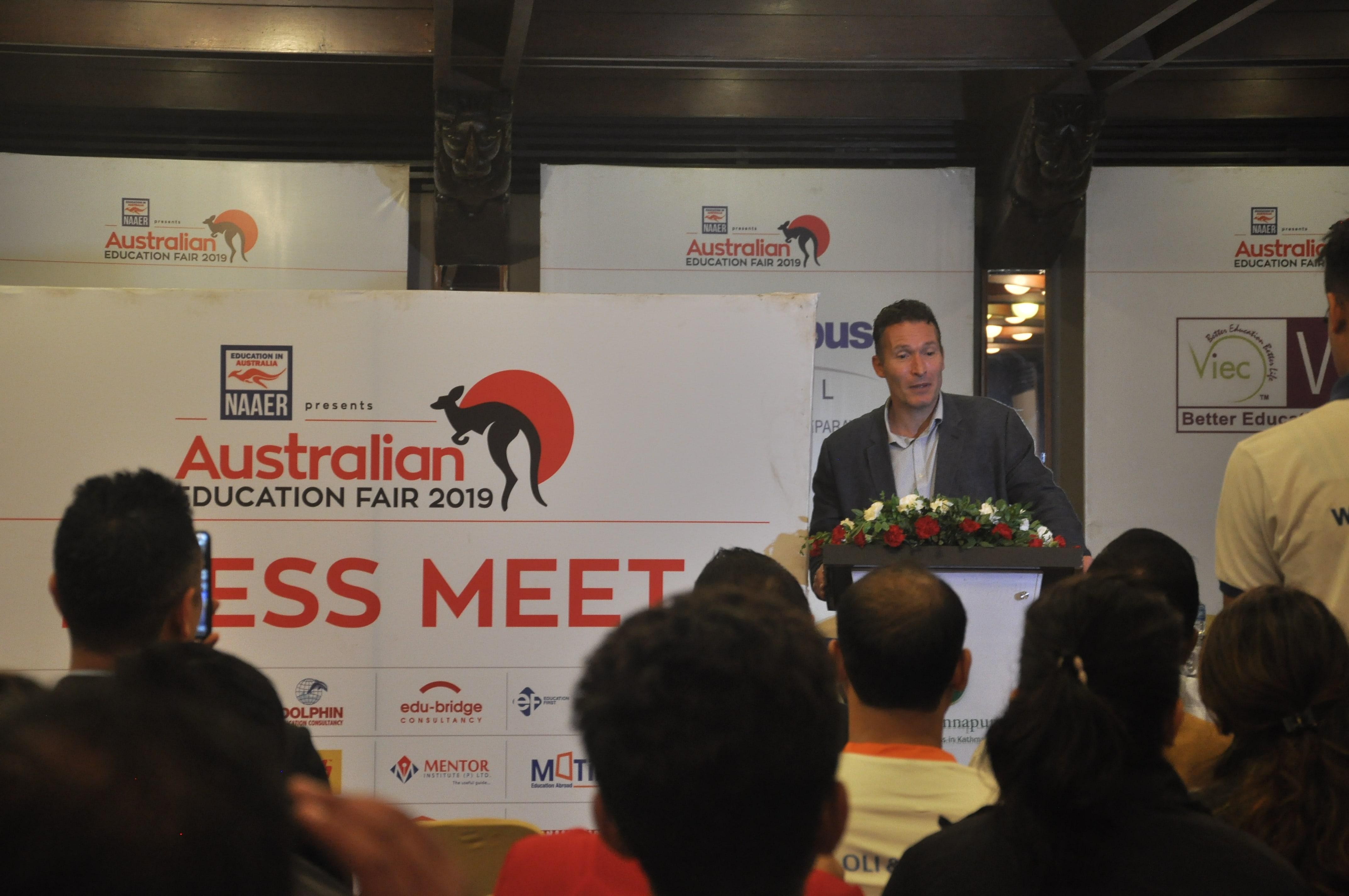 NAAER presents Australian Education Fair
